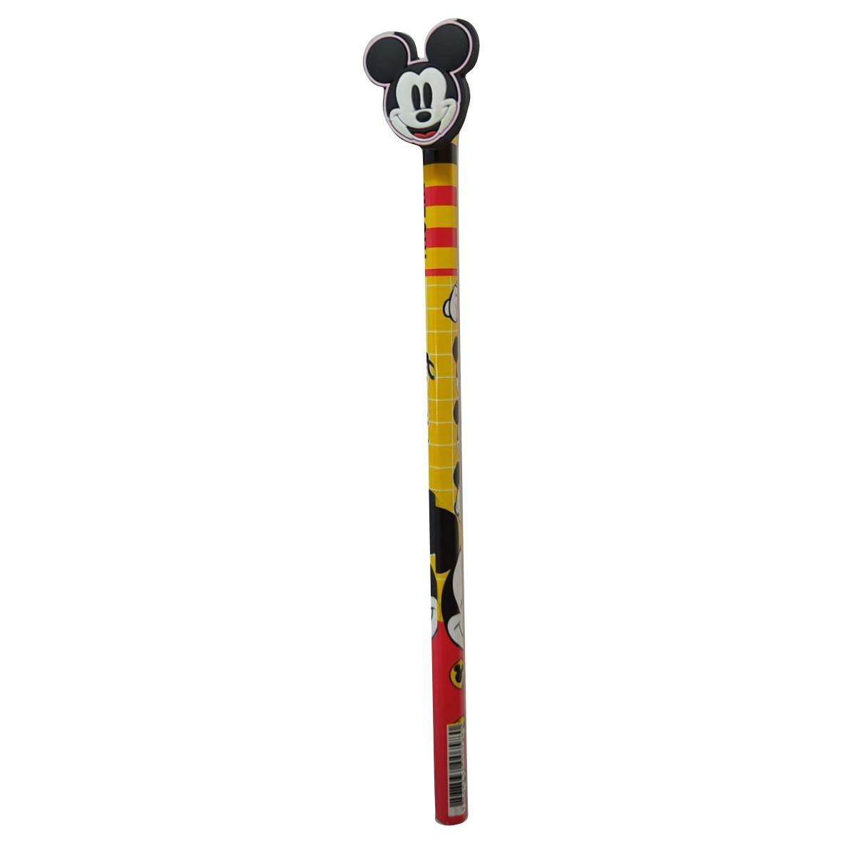 Lápis com o Mickey na Ponta