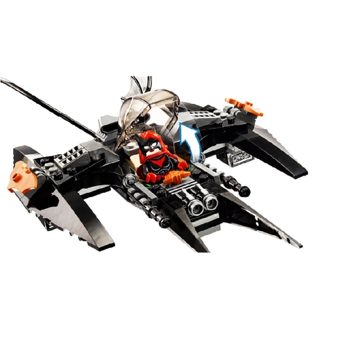 LEGO Super Heroes - Batman - A Derrubada do Irmão Olho - 76111