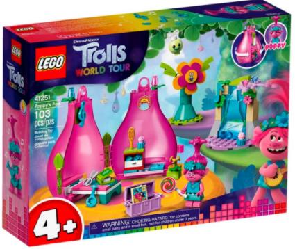 LEGO Trolls World Tour - Poppy's Pod - 41251