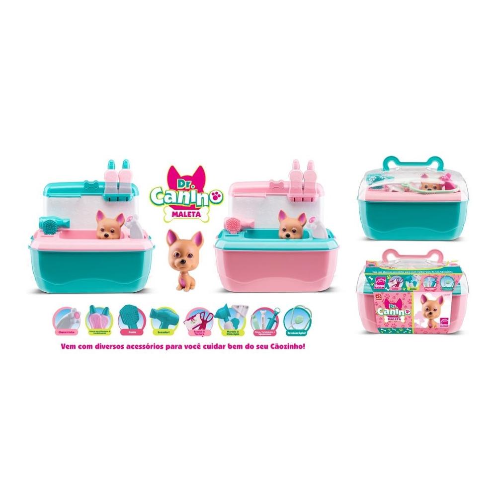 Maleta Dr. Canino - Roma Brinquedos