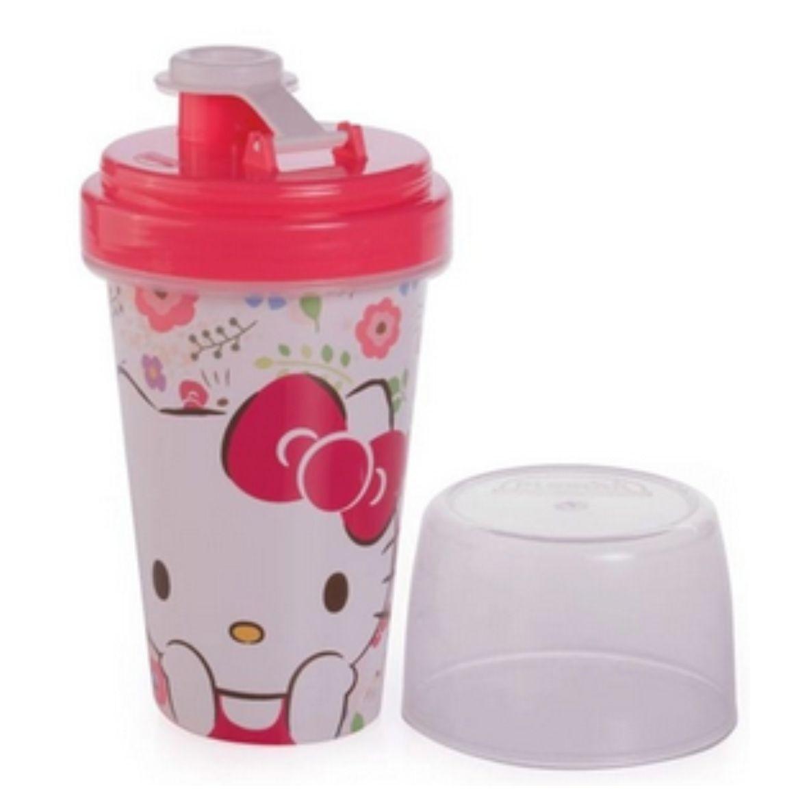 Mini Shakeira Hello Kitty 320 ml - Plasútil