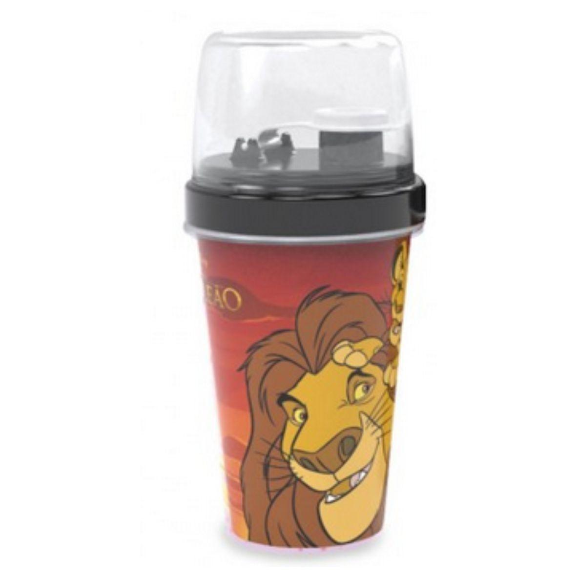 Mini Shakeira Rei Leão 320 ml - Plasútil
