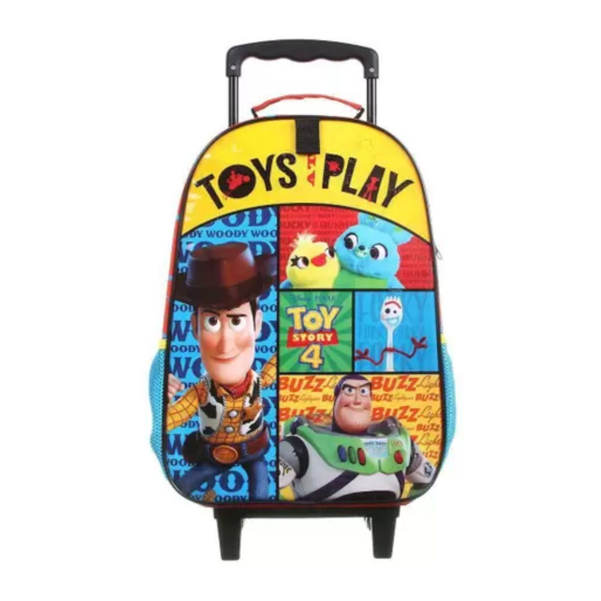 Mala Escolar com rodinha Toy Story 4 - Dermiwil