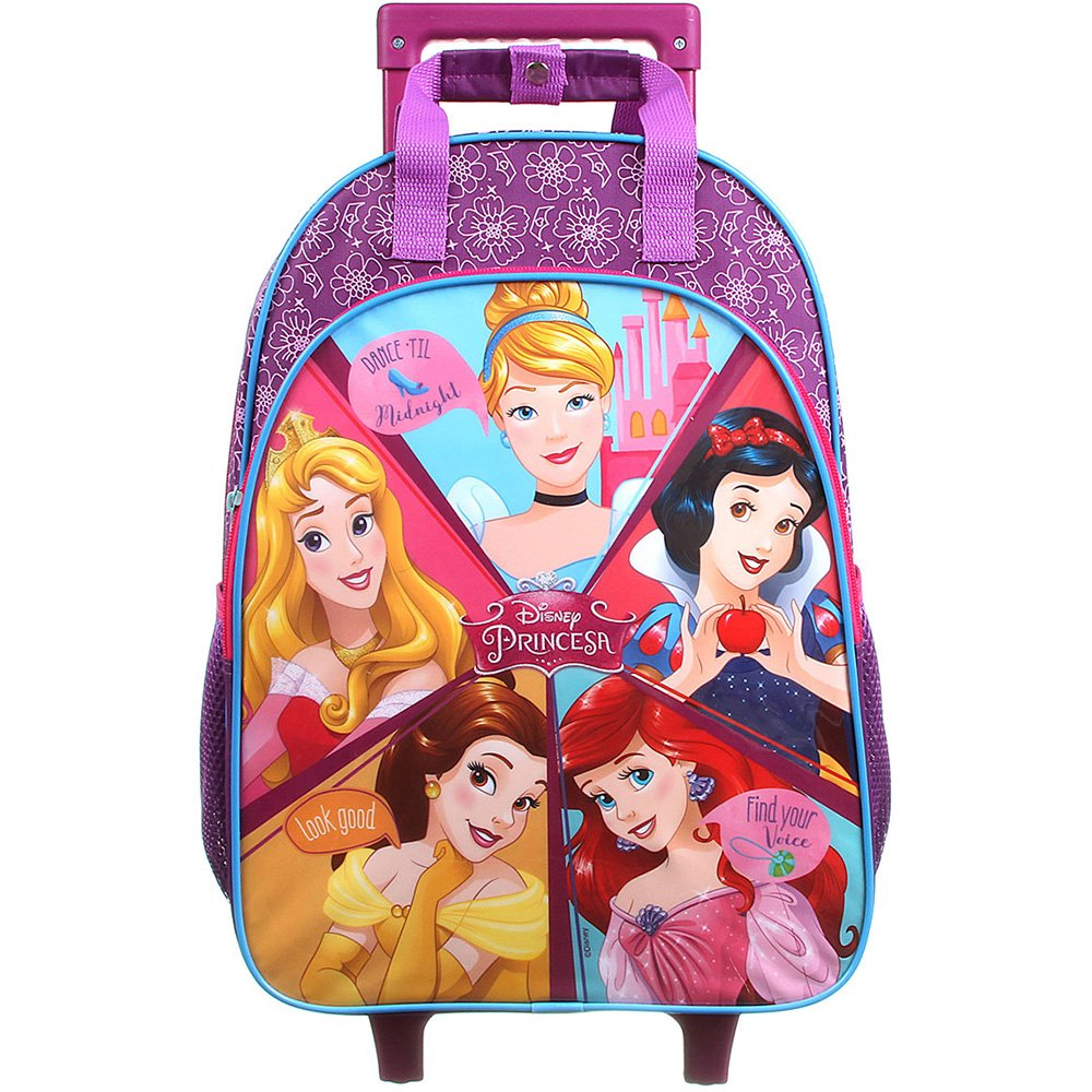 Mochila Princesas da Disney - Dermiwil