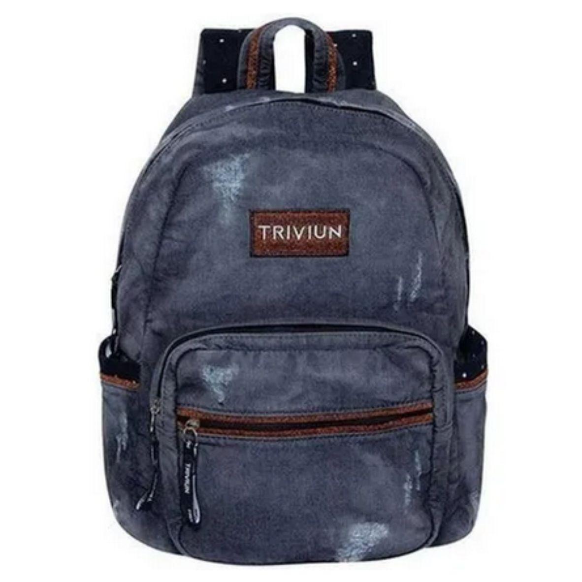 Mochila Trivium Jeans Blue