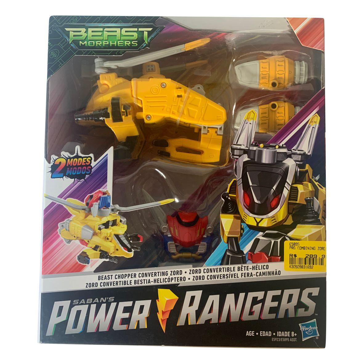 Power Rangers Converting Zord