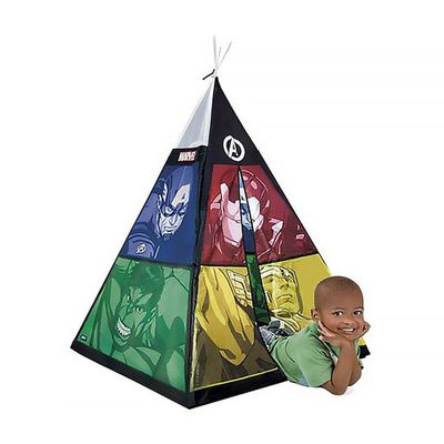 Tenda de Índio Vingadores Marvel - Zippy Toys