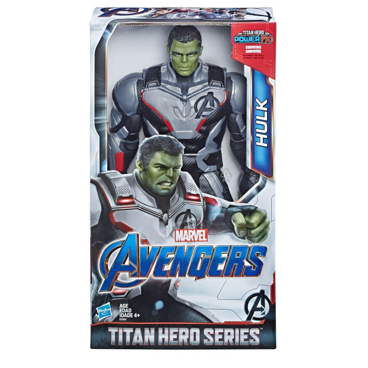 Boneco Articulado Titan Hulk Power FX Avengers - Hasbro