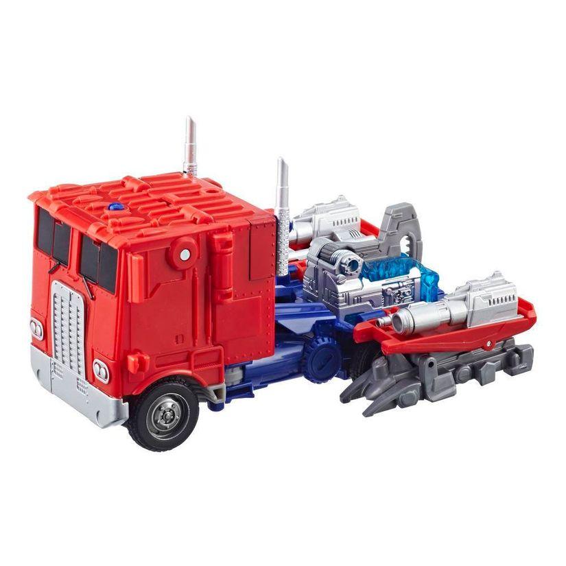 Boneco Transformers Bumblebee Optimus Prime - Hasbro