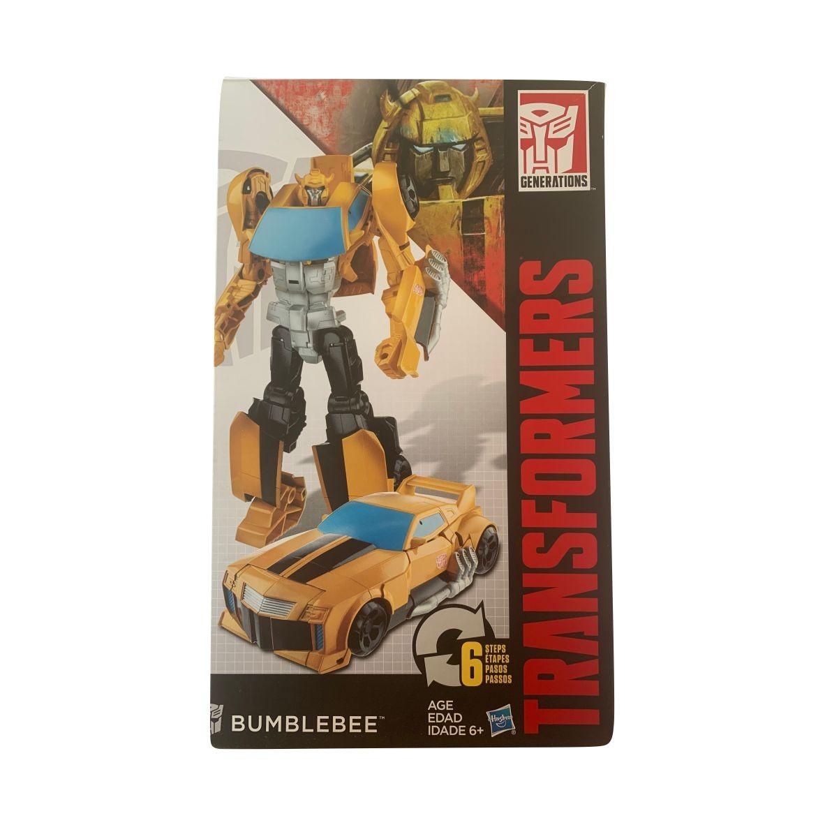 Transformers Gen Fig Cyber 7P