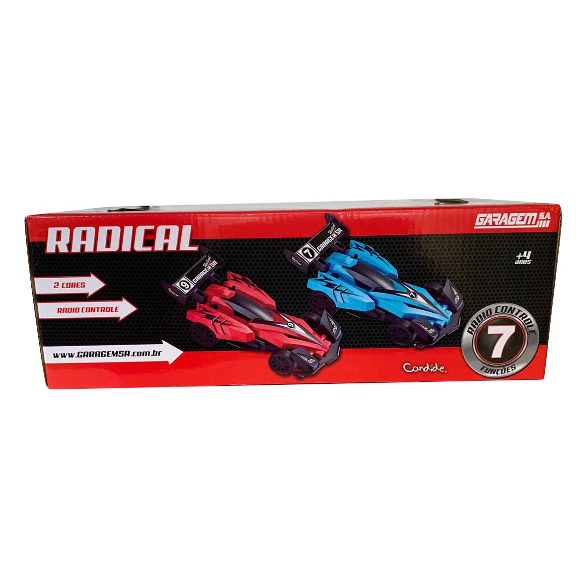 Veículo Radical Controler