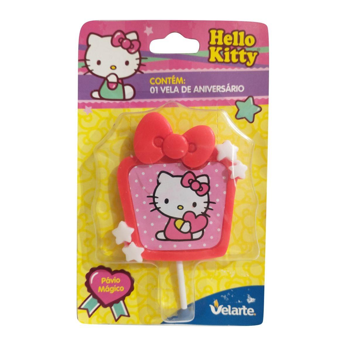Vela Hello Kitty - Velarte