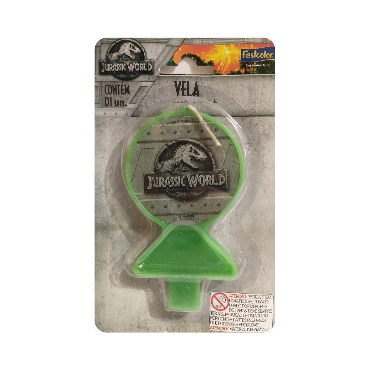 Vela Jurassic World - Festcolor