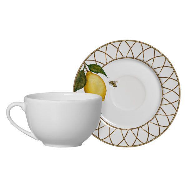 Xícara de Chá com Pires Siciliano - Alleanza