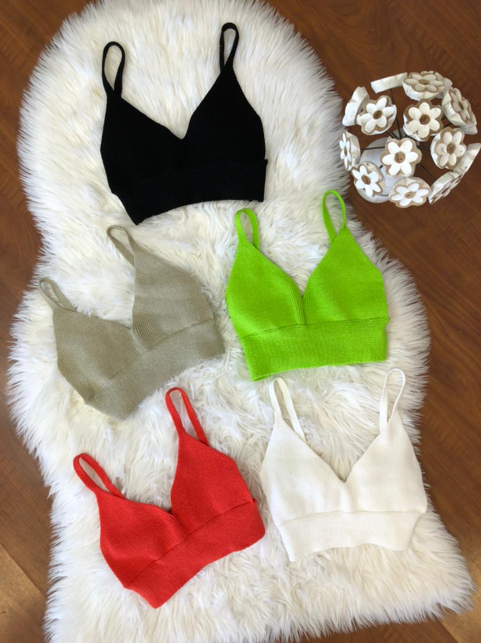 CROPPED TRICOT