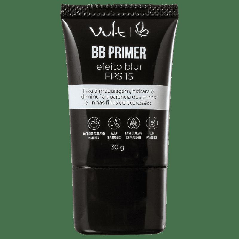 PRIMER VULT BB EFEITO BLUR FPS 15 30G