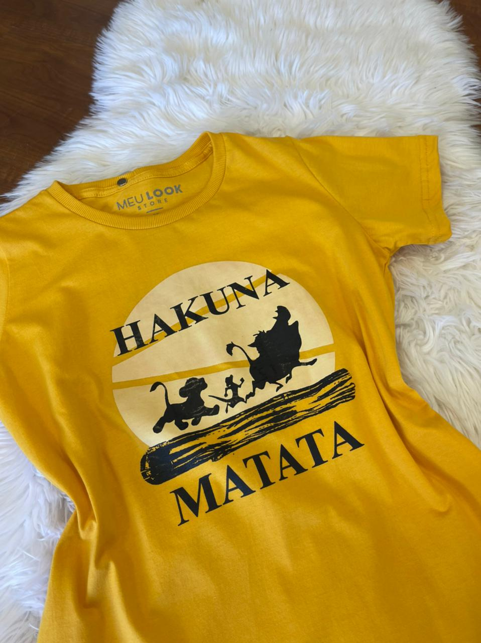 T SHIRT HAKUNA