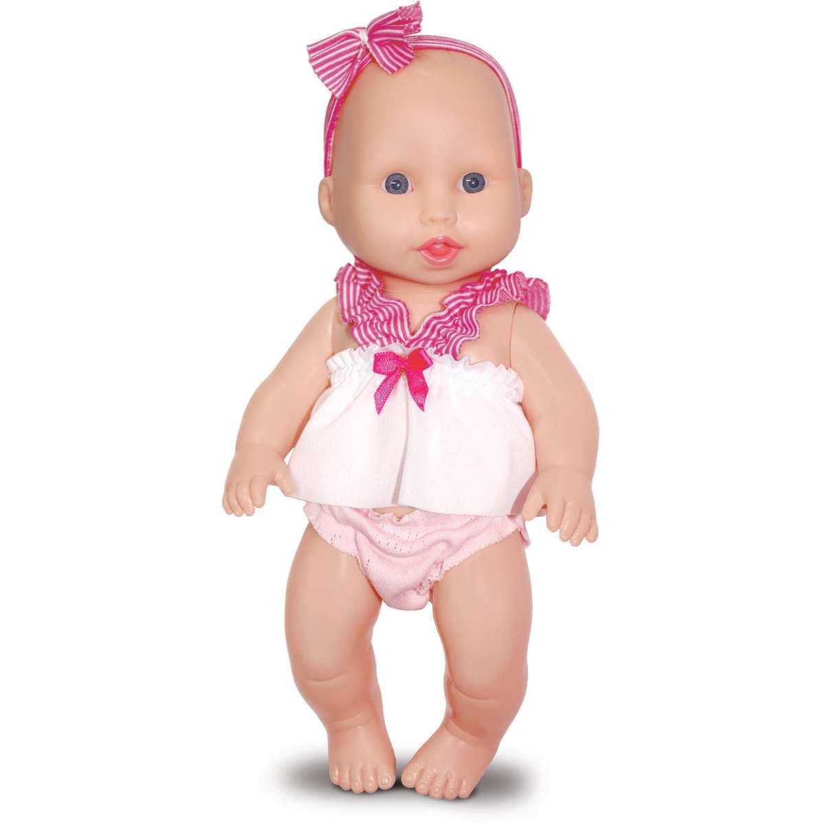 Boneca | Cura Baby c/Acessorios | Sid-Nyl