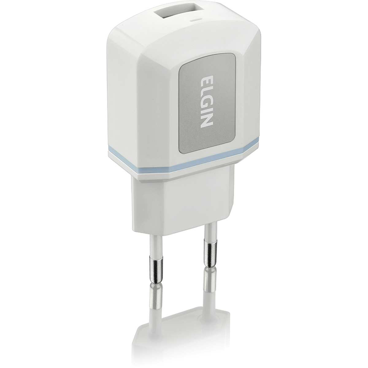 Carregador Celular - de Parede Adaptador USB C/01 Entrada Biv - Elgin