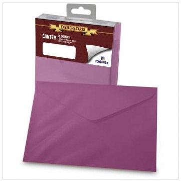 ENVELOPE CARTA PINK 114 X 162