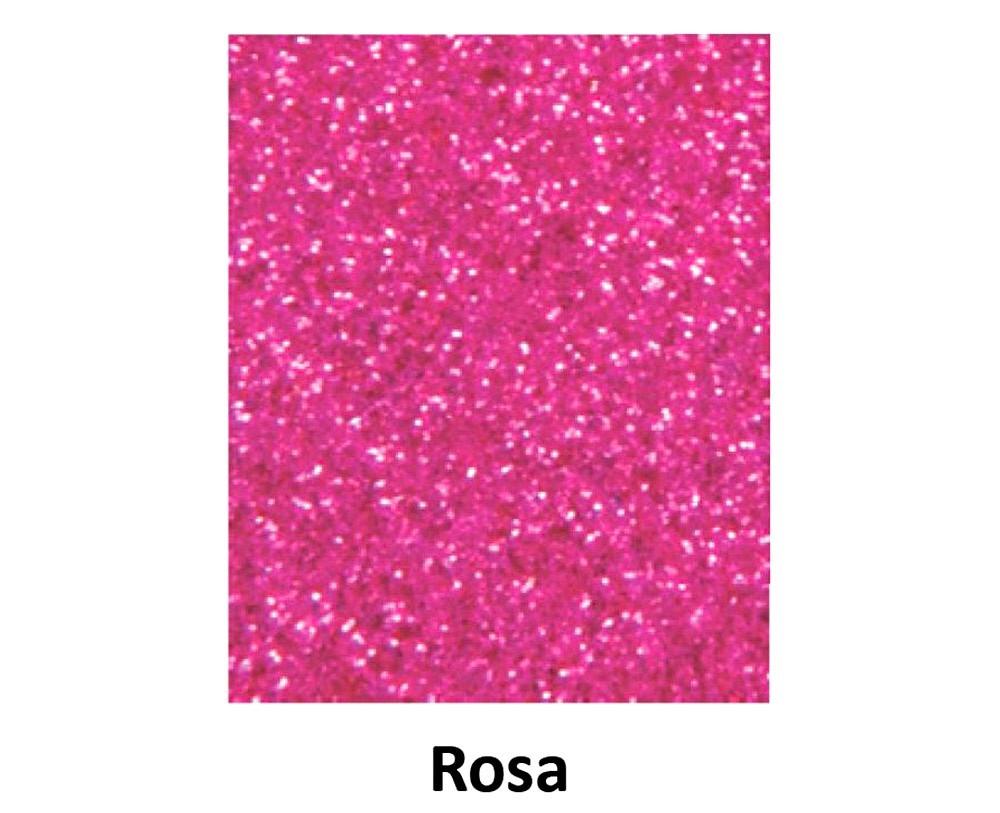EVA COM GLITER ROSA 40CM x 60CM