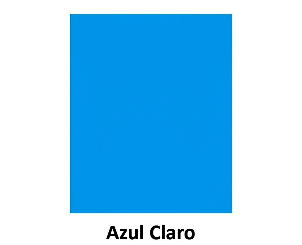 EVA LISO AZUL CLARO 40CM X 60CM