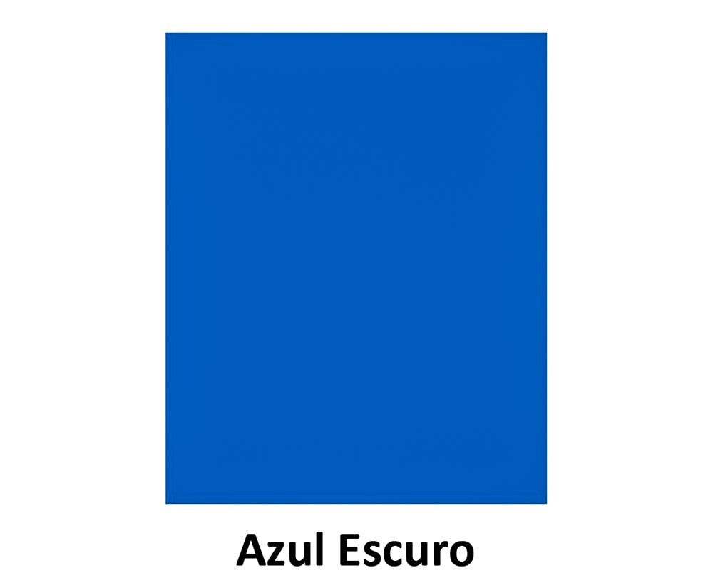 EVA LISO AZUL ESCURO 40CM X 60CM