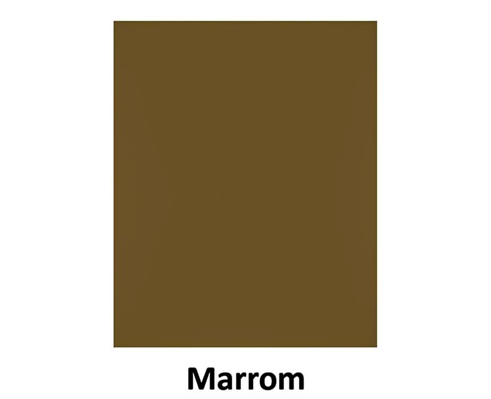 EVA LISO MARROM 40CM x 60CM