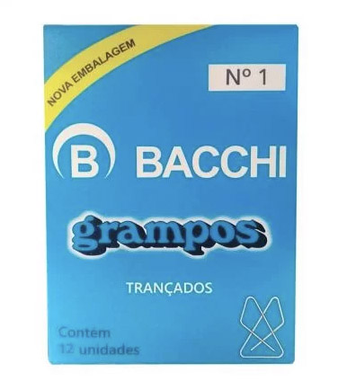 GRAMPOS TRANCADOS Nº 1