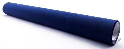 Papel Camurca Azul Royal