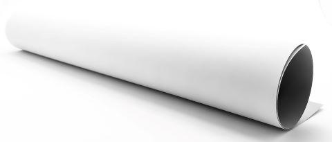 Papel Cartao Fosco Branco