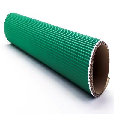 Papel Micro Ondulado Verde Bandeira