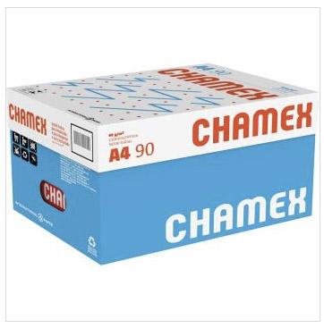 PAPEL SULFITE A4 CHAMEX SUPER 90G
