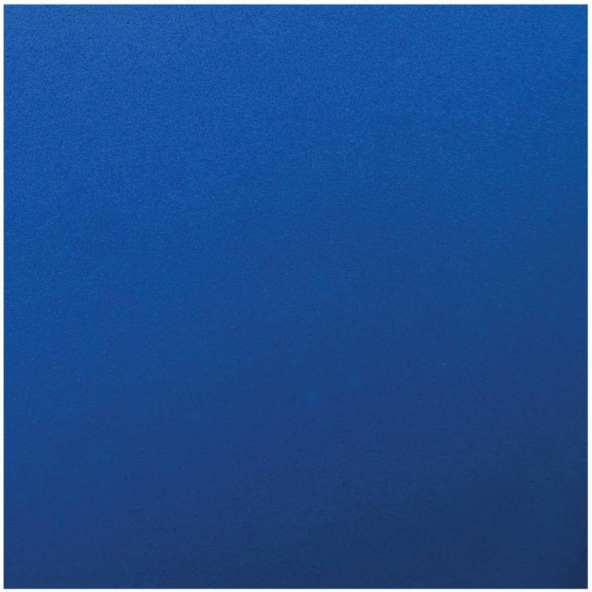 Placa em EVA   60x40cm Azul Escuro 1,6mm Pct.c/10 - Make+