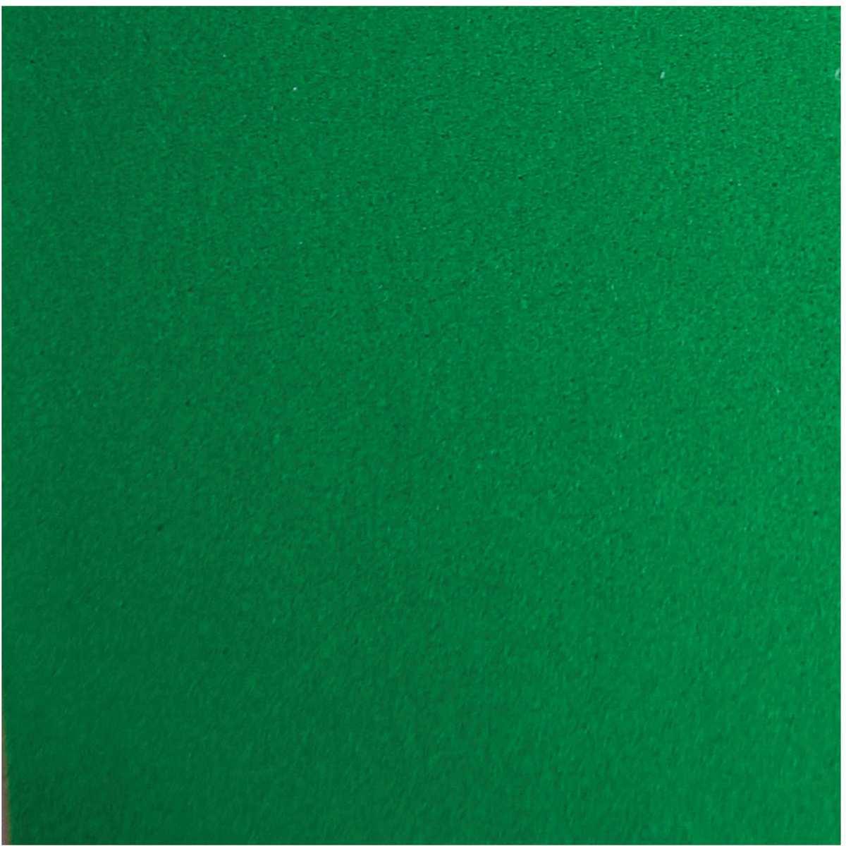 Placa em EVA | 60x40cm Verde Escuro 1,6mm | Pct c/10 | Make+