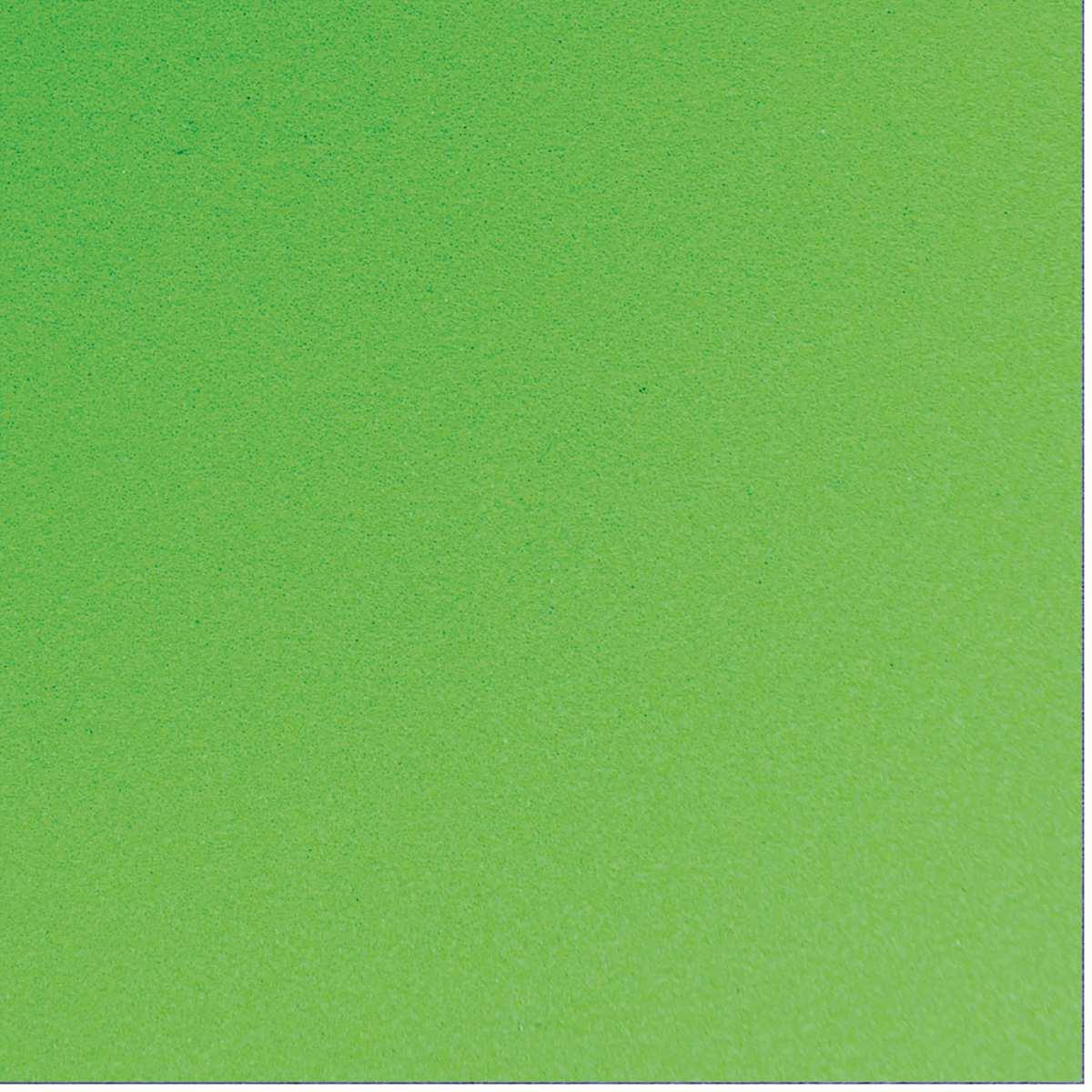 Placa em EVA | 60x40cm Verde Grama 1,6mm Pct.c/10 - Make+