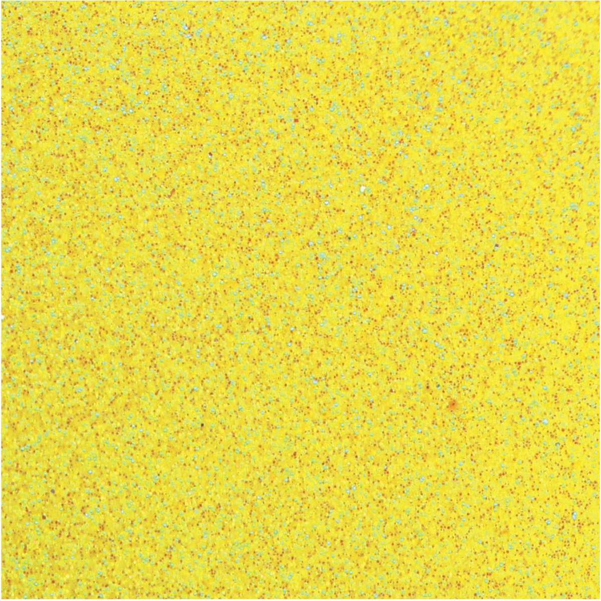 Placa em EVA com Gliter | 60x40cm Amarelo Neon 2mm Pct.c/05 - Make+