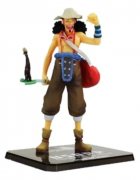 Action Figure One Piece Usopp New World Series Figuarts