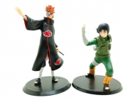 Kit 2 Action Figure Pain + Rock Lee Naruto 45% Off Dxtra