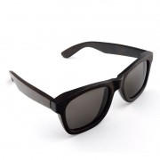 Óculos de Madeira Black Pure - Bobo Bird