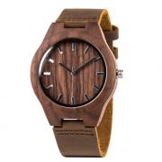 Relógio de Madeira Connarus - Bobo Bird