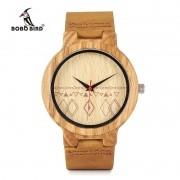 Relógio de Madeira Juglans - Bobo Bird