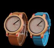 Relógio de Madeira Psidium - Bobo Bird