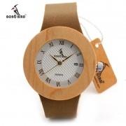 Relógio de Madeira Rudgea - Bobo Bird