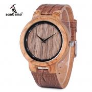 Relógio de Madeira Tingui - Bobo Bird