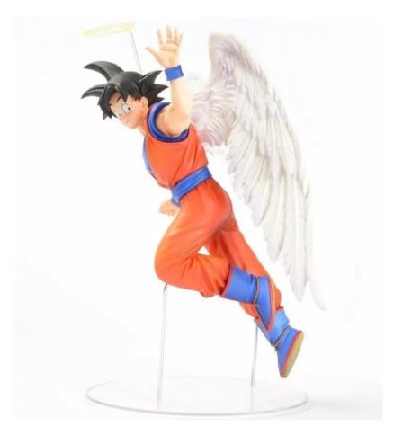 Action Figure Dragon Ball Goku Dramatic Showcase 5th Season
