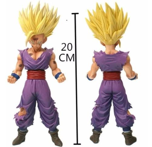 Action Figure Dragon Ball Z Gohan Master Stars Piece