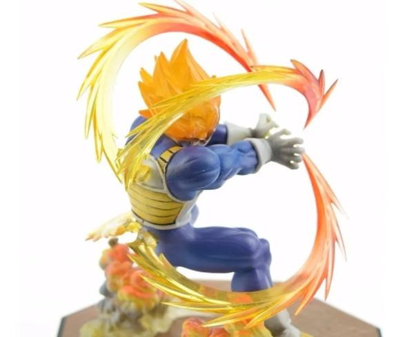 Action Figure Dragon Ball Z Vegeta Ex. Figuarts Zero
