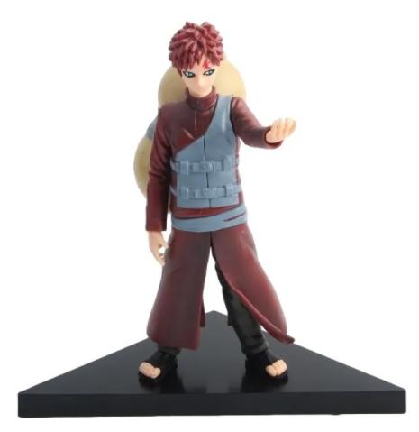 Action Figure Gaara Dxf Shinobi Relation Naruto Shippuden