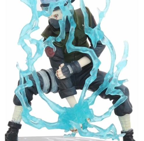 Action Figure Kakashi Hatake Lightning Blade Figuarts Naruto
